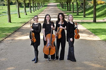 Wedding String Quartet Bristol, CArdiff, Somerset, Gloucester, Exeter
